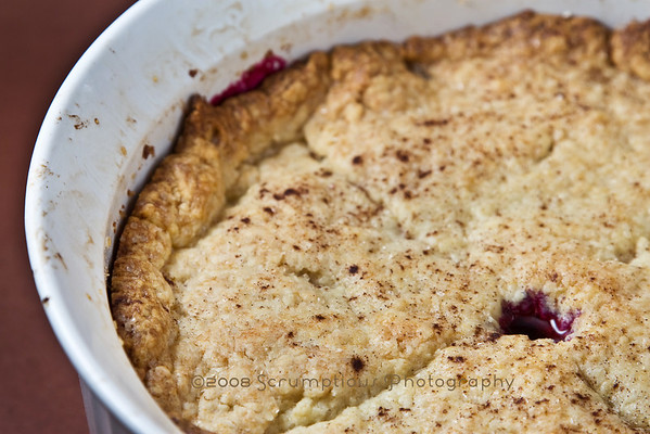 finished cobbler again