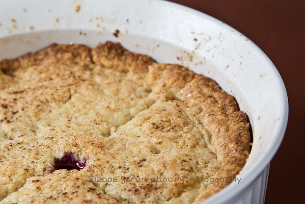 fully baked cobbler