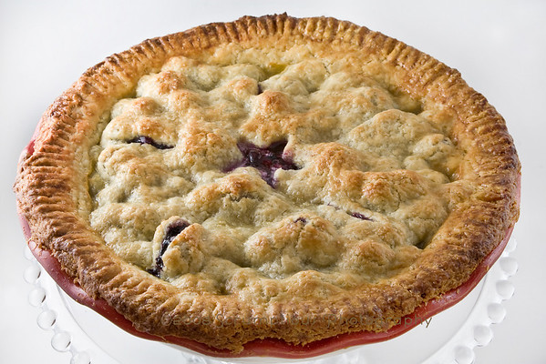 full view of pie