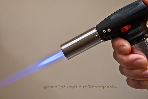 butane torch